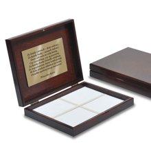 Pudełko drewniane z dedykacją