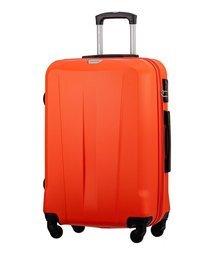 Średnia walizka PUCCINI ABS03 Paris orange