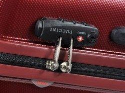 Duża walizka PUCCINI PC005 Voyager A bordo