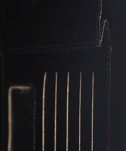 Mała aktówka/biwuar PUCCINI BC26A362 czarna