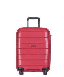 Mała walizka PUCCINI PP013 Madagaskar czerwona
