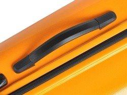 Średnia walizka PUCCINI PC005 Voyager orange