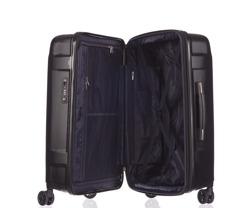 Zestaw trzech walizek PUCCINI PC020 Stockholm czarny