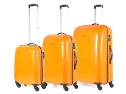 Zestaw walizek PUCCINI PC005 Voyager orange